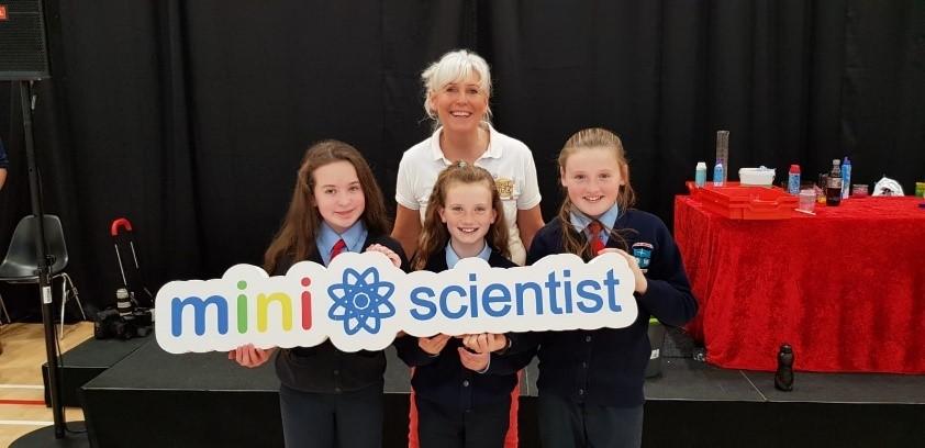 Mini Scientists!