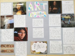 Passion Projects in Scoil Bhríde.