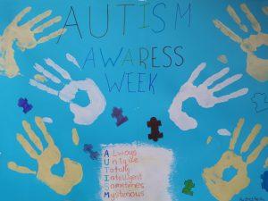 Autism Awareness Week Part 2