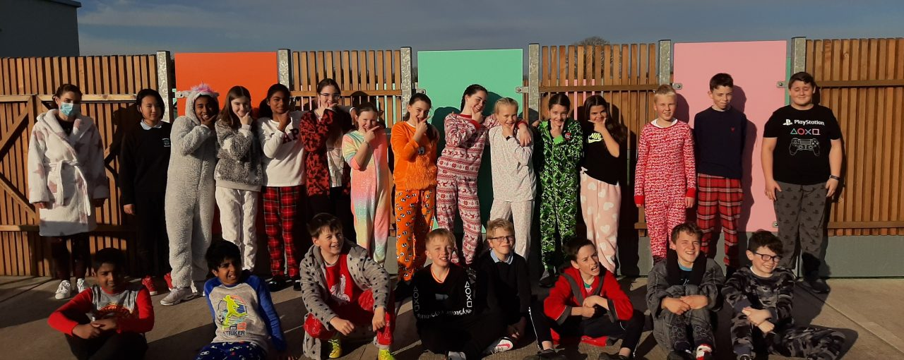 Pyjama Day in aid of Temple Street