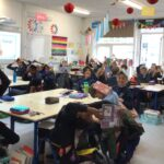 Accelerated Reader in Ms. Keating's 4th Class!