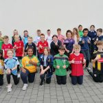 Jersey Day in Scoil Bhríde.