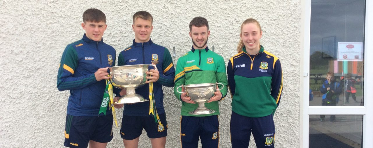 Minor and Ladies All Ireland Cups
